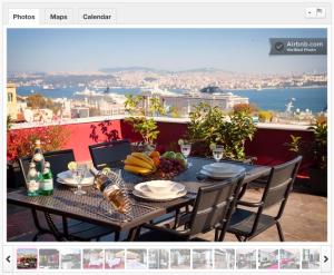 Airbnb watermark