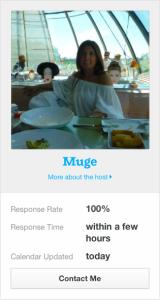 Host response rate