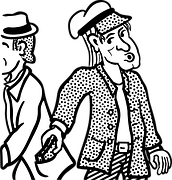 pickpocket-comic-characters