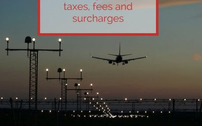 Minimizing Aeroplan taxes, fees and surcharges