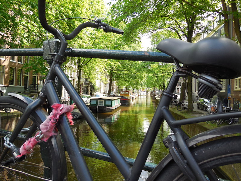 Cycletours' Netherlands by bike and barge