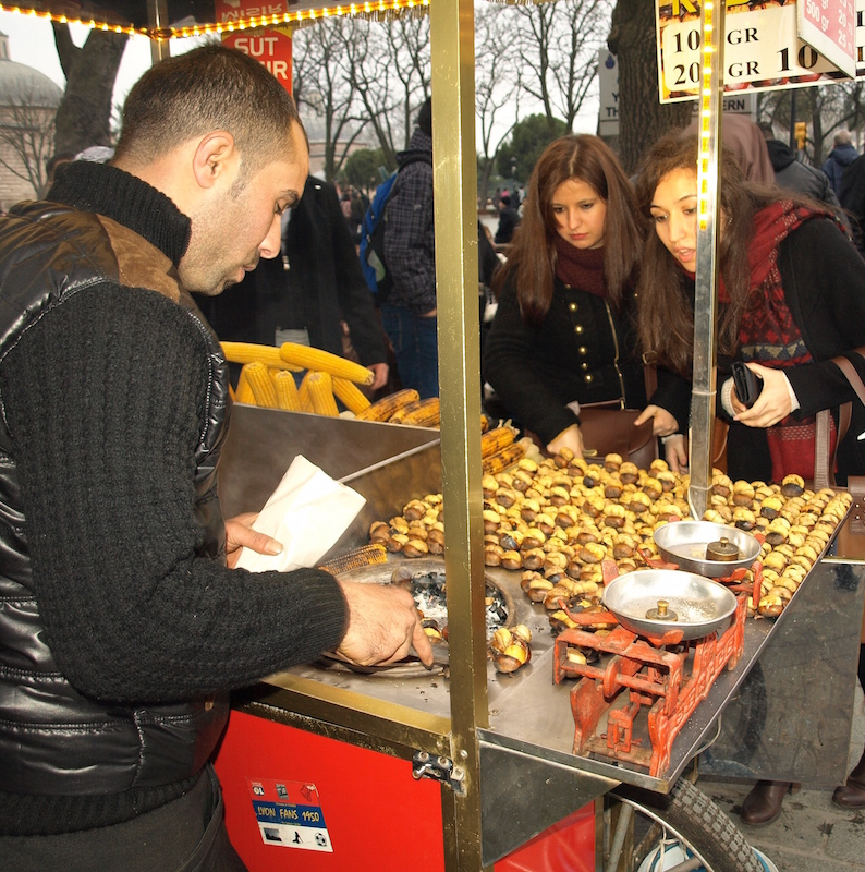 chestnuts-street-vendor-Istanbul