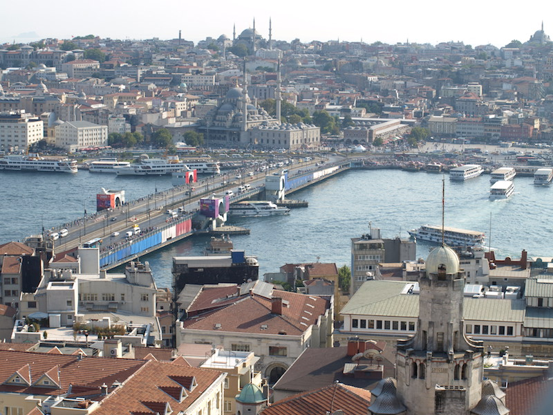view-from-Galata-Tower-Istanbul