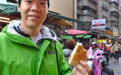Taipei walking food tour