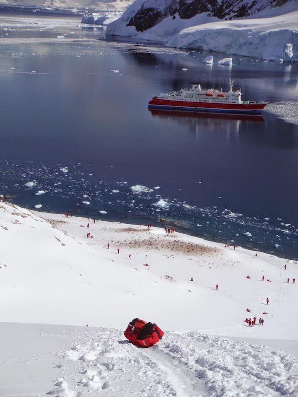 antarctica-sliding-slope
