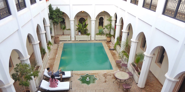 Equity Point Hostel, Marrakech