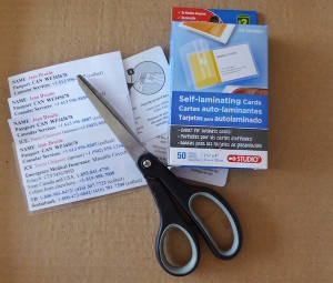 emergency-contact-card-laminated