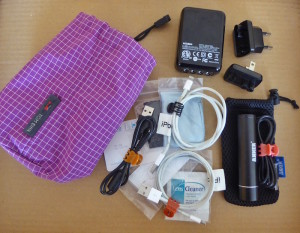 packing-organizers-gadget-bag