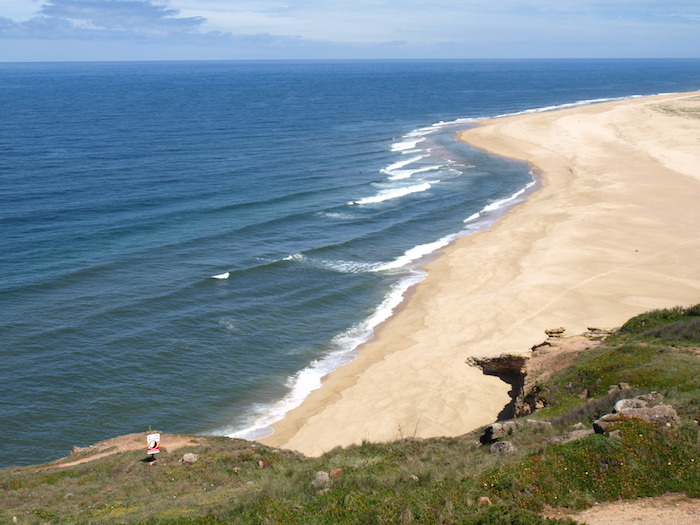 Nazare-Portugal-Praia-do-Norte