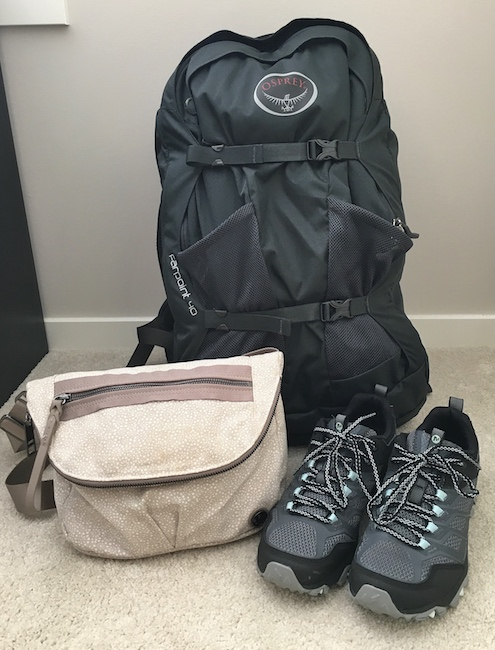 packed-bags-Osprey-Lululemon