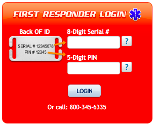 RoadID-first-responder-login