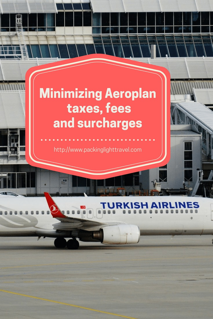 Minimizing-Aeroplan-taxes-fees-and-surcharges