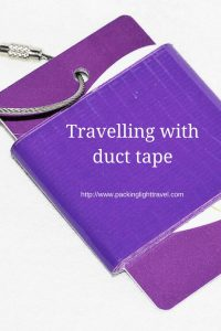 Travelling-with-duct-tape