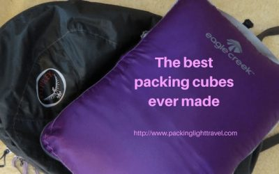 The best packing cubes ever made