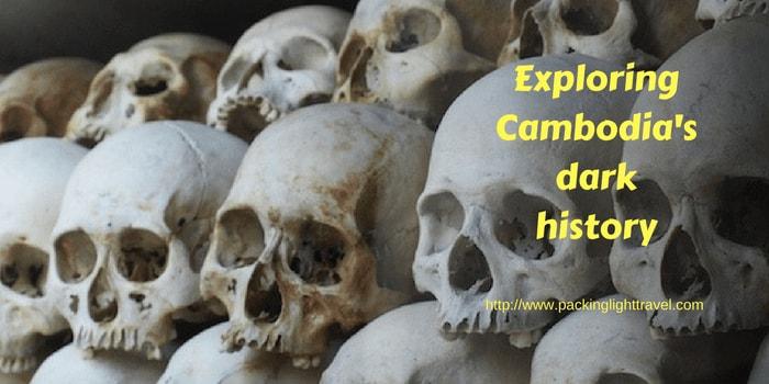 Exploring Cambodia's dark history
