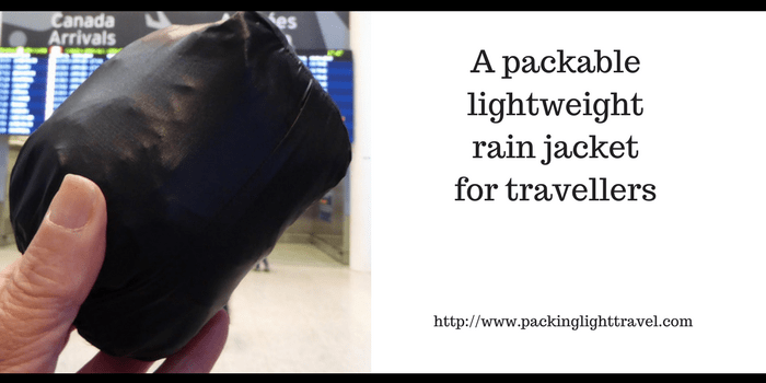 cd929352f A packable lightweight rain jacket for travellers - Packing Light Travel