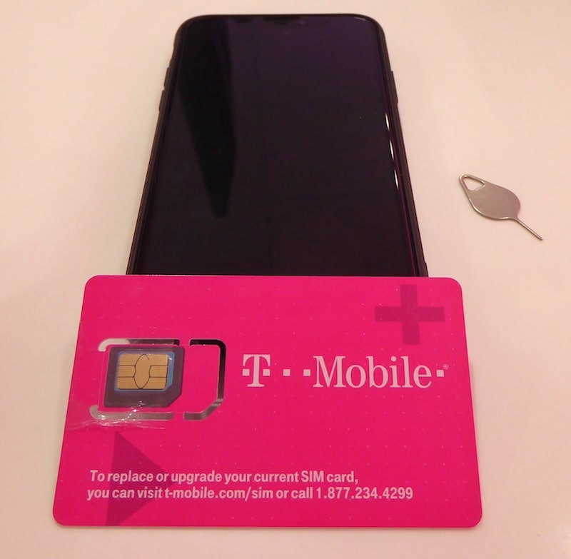 Buying a SIM card in the USA - Packing Light Travel