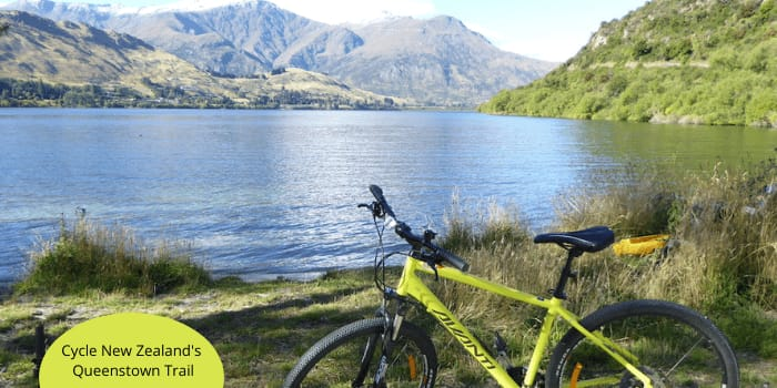 Cycle New Zealand's Queenstown Trail